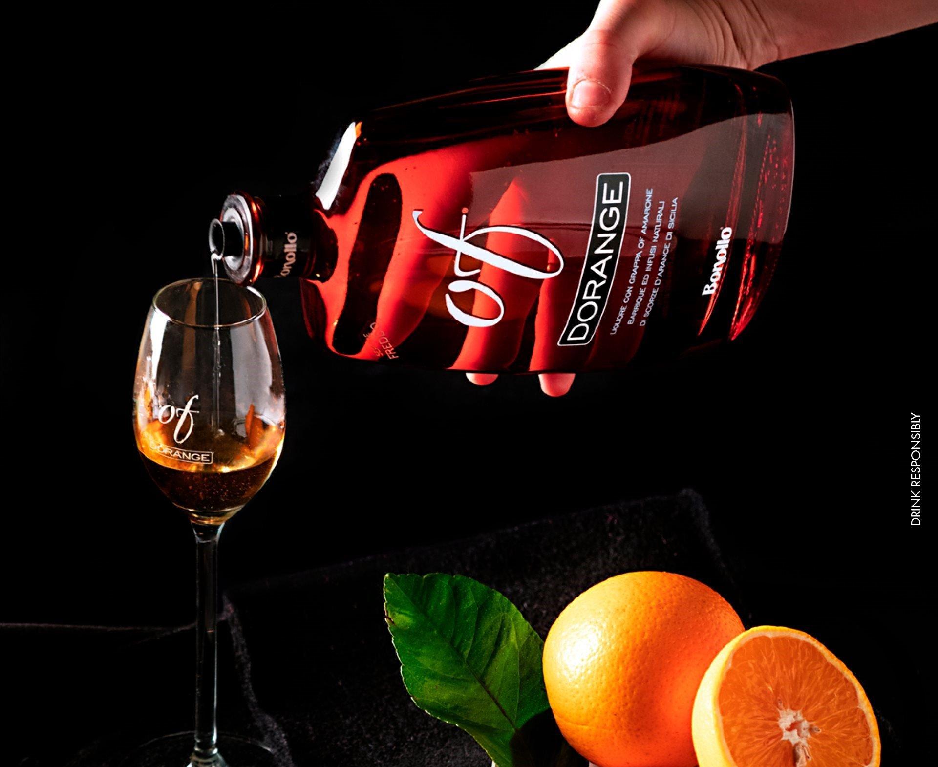 Il cocktail dell'estate? È firmato Distilleria Bonollo Of: ecco il Dorange Colada