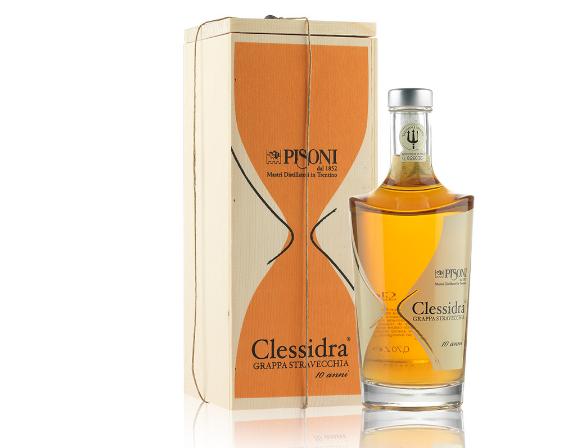 Nasce Grappa Clessidra, ecco il nuovo prodotto di Distilleria Pisoni