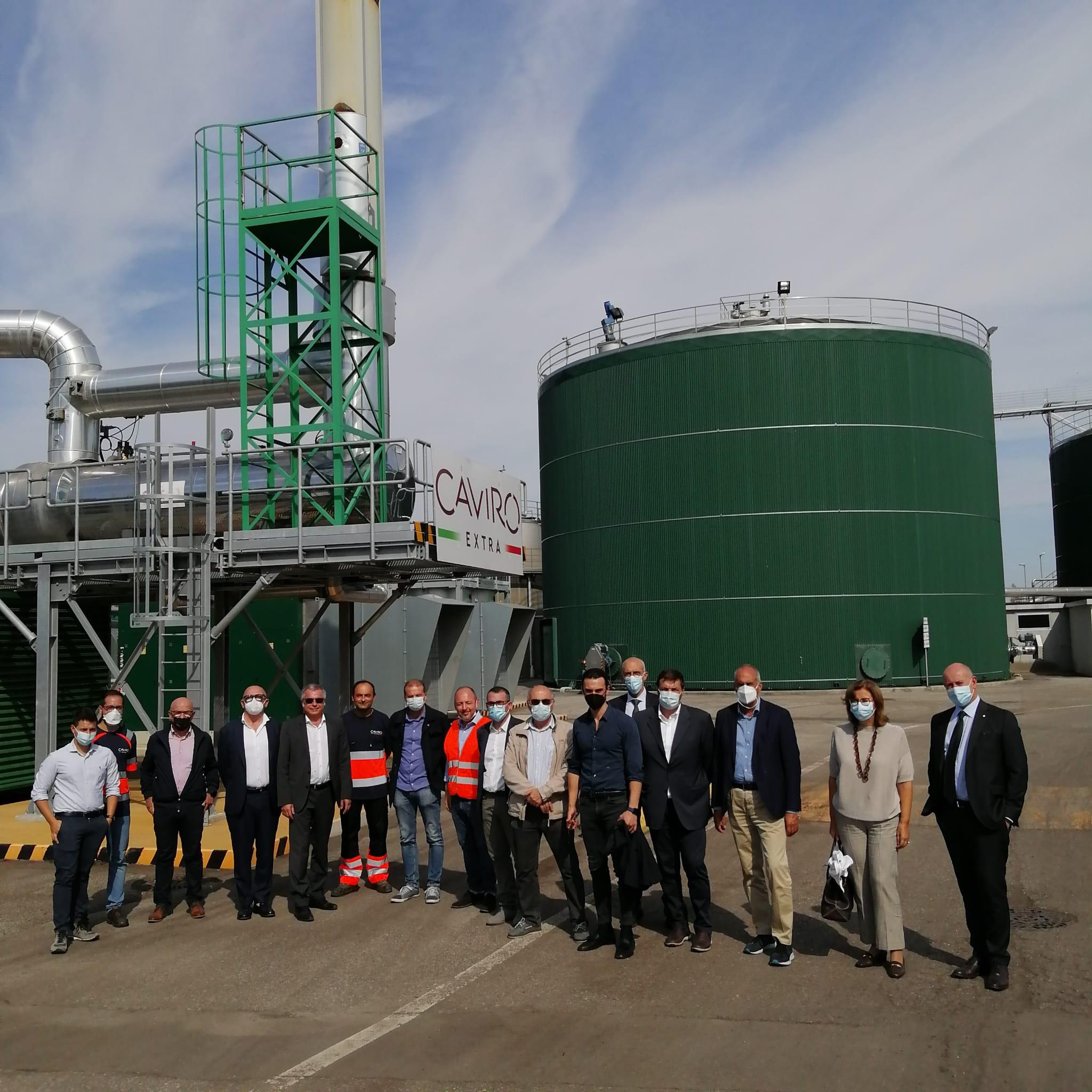 AssoDistil, da Caviro Extra la prima riunione della sezione Produttori Energia da biomasse e biogas